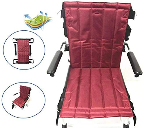DLLY Patiententransportgurt - Patientenlifter-Sling Transfer Sitzkissen, Patientenauflage zum Heben zum Heben, Übertragen und Umlagern in Betten