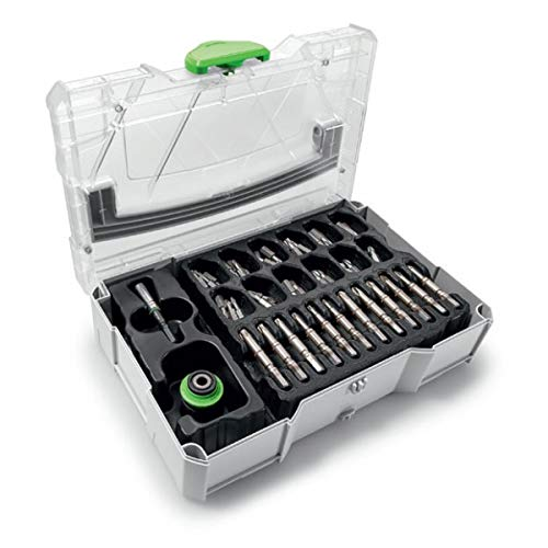 Festool 203815 Centrotec Bit Set in Mini Systainer (LIMITED EDITION)