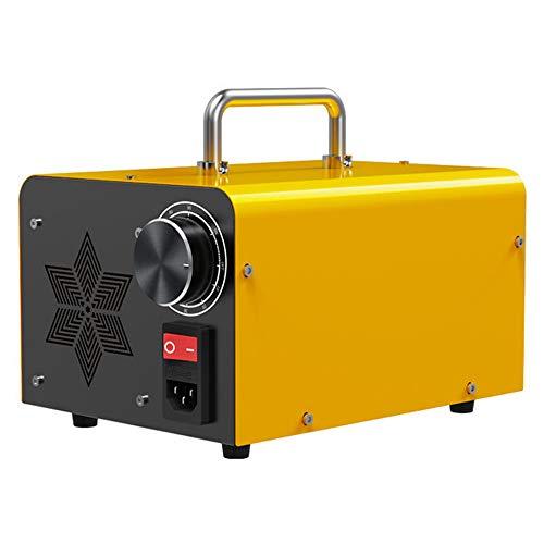 Generador de ozono Comercial 5g/10g /15g /20g /30g /40g/ h | Filtro de Aire | Ozonizador l Desodorizador y esterilizador | Lo Mejor para el Control de olores para Habitaciones, Humo, Coches y Mascot