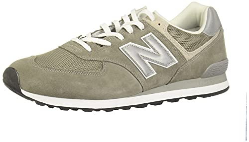 New Balance 574 Core, Zapatillas Hombre, Grey GG, 43 EU