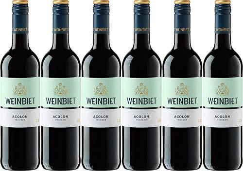 Weinbiet Manufaktur Acolon 2018 Trocken (6 x 0.75 l)
