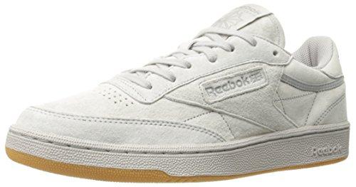 Reebok Men S Club C 85 Tg Fashion Sneaker Steel Carbon Gum 9 M Us Buy Online In Bermuda At Bermuda Desertcart Com Productid 39916798