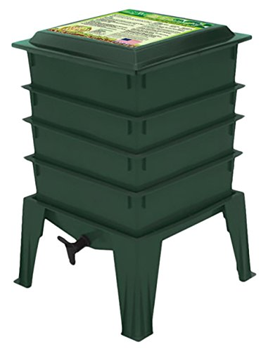 Great Deal! Worm Factory 360 WF360T Worm Composter, Terracotta