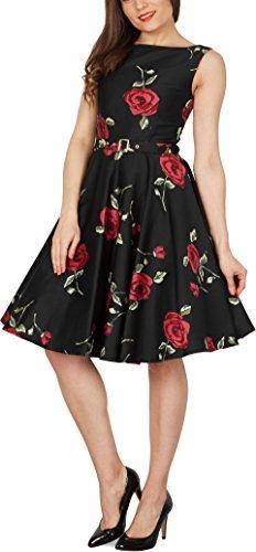 'Audrey' Vintage Infinity Kleid im 50er-Jahre-Stil - 5