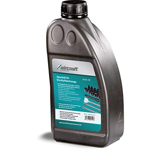 Aircraft Spezialöl (für Druckluftwerkzeuge, schützt vor Verschleiß, verhindert Korrosion, Inhalt 1 Liter), 2500011
