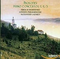 Piano Concertos No. 1 4 & 5