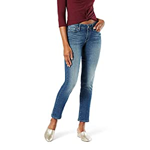Women's Modern Slim Premium Super Stretch Denim Jeans