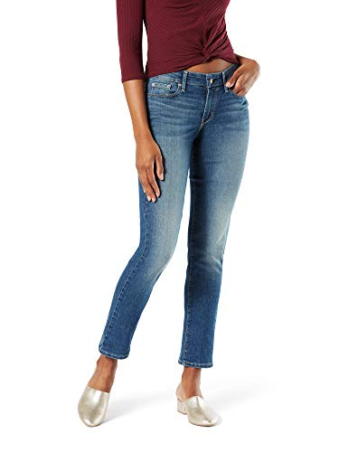 Women's Modern Slim Premium Super Stretch Denim Jeans 3