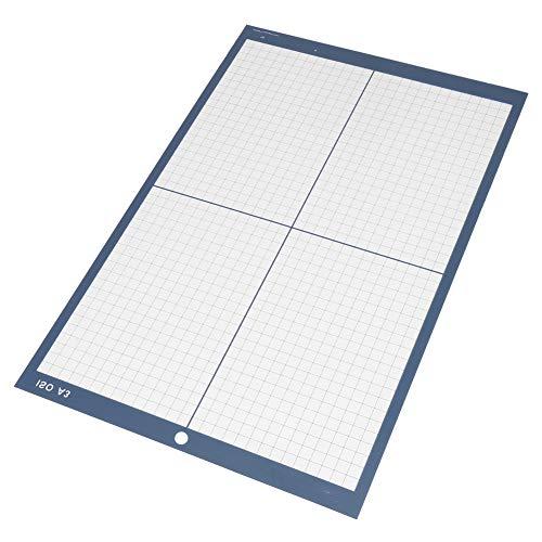Witte snijmat, papier gemaakte kwaliteitsmateriaal antislip kunstvoorziening voor vinylsnijderplotter