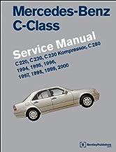 Mercedes-Benz C-Class (W202) Service Manual: 1994, 1995, 1996, 1997, 1998, 1999, 2000