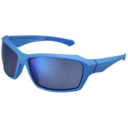 SHIMANO ECES22XSBUB - Gafa SH S22x Azul Mate/Azul 1l V15