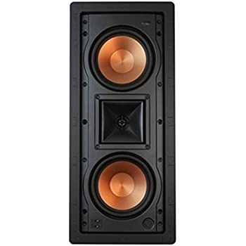 Brand New with Free Shipping! Klipsch R-5502-W II In-Wall Speaker Sold as Each