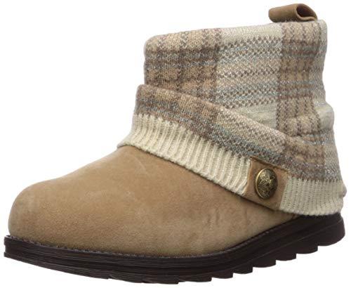 MUK LUKS Women's Patti Boots - Beige