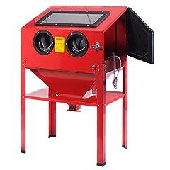 Zandstralende machine Zandstralen cabine Zandstralen 220L Incl. accessoires*