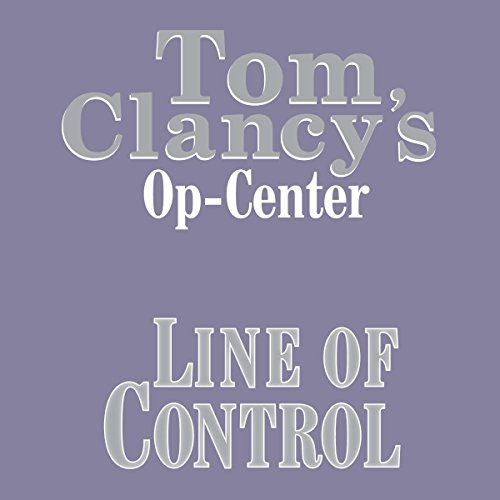 Line of Control audiobook cover art
