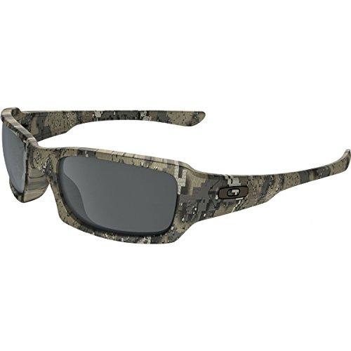 Oakley Fives - Gafas de sol cuadradas, diseño de camuflaje