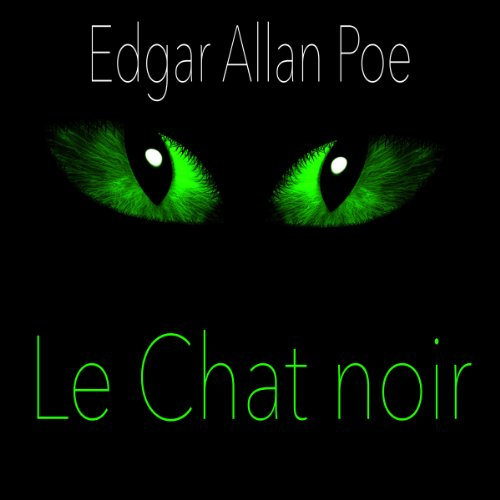 Le Chat noir audiobook cover art