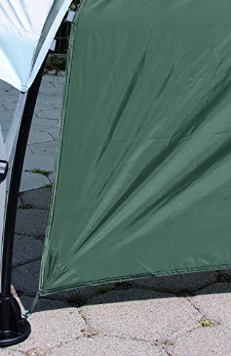 Coleman Sicht- und Windschutz als Türelement für Event Shelter, 4,5 x 4,5m - 8