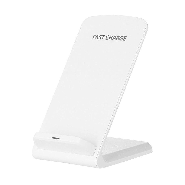 パンサー導出レンコス(Lemcos) ワイヤレス充電器 Qi 急速充電器 過熱保護 人間工学 ワイヤレスチャージャー 充電パッドiPhone X/iPhone XS/iPhone XR/iPhone XS Max、Galaxy S9/S9 Plus/Note9/Note8/S8/S8 Plus/S7/S7 Edge/Note 5/S6 Edge PlusなどQI機種対応 Qi認証済み 家庭 オフィス用