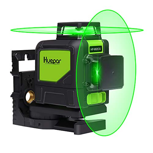 Huepar 902CG Cross Line Laser Level