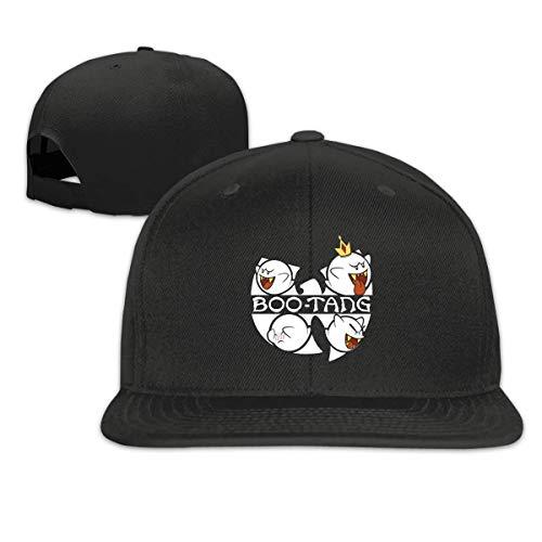 FOREVER ME Boo-Tang Clan Freizeit-Baseballkappe, klassisch, flach