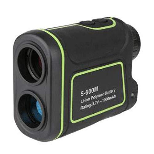 FSFF Medidor de Distancia láser para Exteriores, telescopio, telémetro monocular Digital, buscador de Rango de Alta precisión, Distancia para Caza de Golf