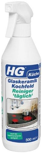HG Glaskeramik Kochfeld Reiniger täglich