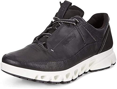 Ecco Damen MULTI-VENT W Sneaker, Schwarz (Black 1001), 36 EU
