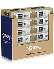 كلينكس مناديل يدوية ، مجموعة من 12 صندوق ، 90 ورقة × 3 طبقات