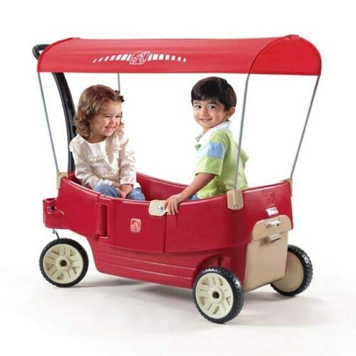 Why Should You Buy All Around Canopy Wagon - Kids Wagon with Canopy - by Awesome Shopper