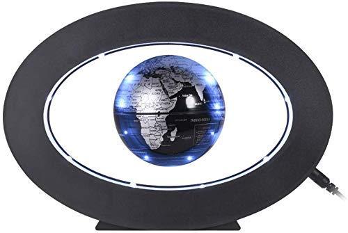 Brightz La levitación magnética Globo, decoración de la lámpara de levitación magnética electrónica en la Actual Oficina y el hogar Diseño de Iluminación Creativa de cumpleaños