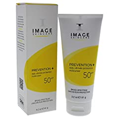 Light weight, high UVA/UVB SPF 50 broad-spectrum sunscreen that is water resistant and contains plant-derived stem cells to extend the life of your own stem cells Next generation technology combines a physical sunscreen ingredient transparent zinc ox...