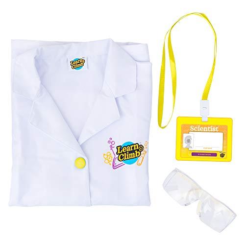 Learn & Climb Lab Coat for Kids…