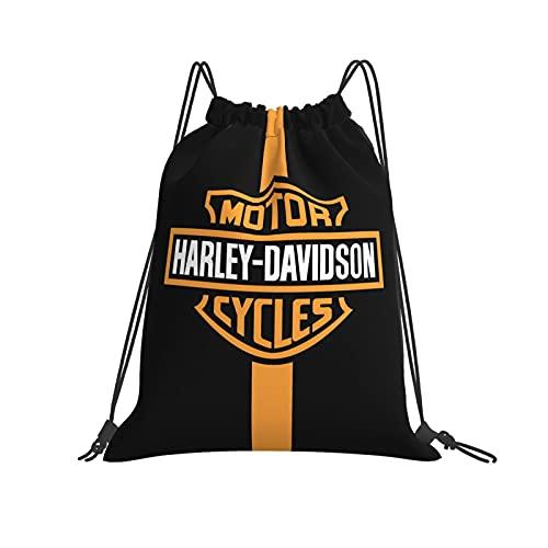 Harley Davidson Bolsa de gimnasio Bolsa de natación Bolsa de deporte