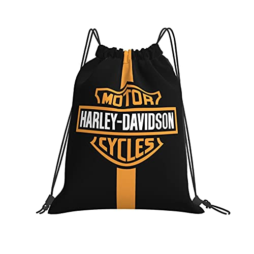 Harley Davidson - Borsa da palestra con coulisse