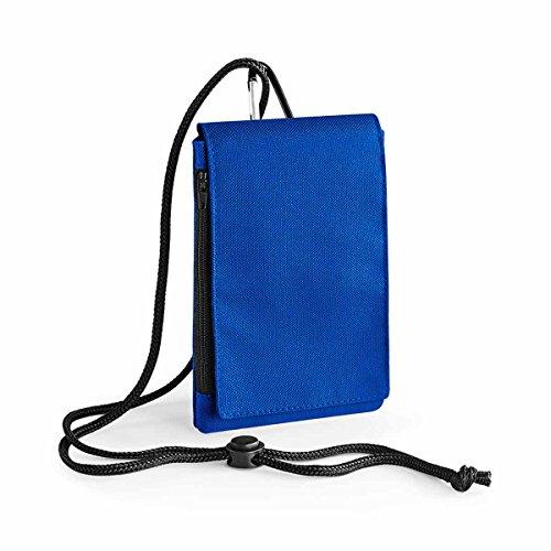BagBase Phone Pouch XL, 10 x 16 x 2 cm, Bright Royal