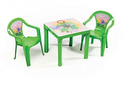 PARADISO Kinder Tisch (grün)