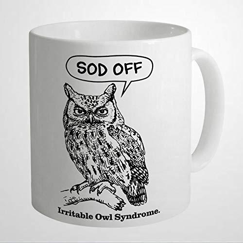 Irritable Owl Syndrome Mug