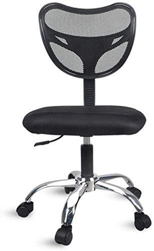 XUANFEI Sedia da Ufficio Sedia da Ufficio Sedia a Rete Flip-up bracciali, Supporto Lombare e poggiatesta Sedia da Task Desk Computer