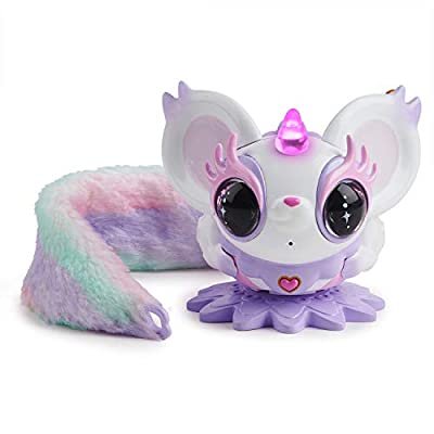 Pixie Belles - Interactive Enchanted Animal Toy, Esme (White)