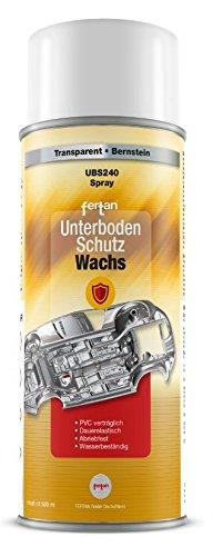1 X FERTAN 500 ML UNTERBODENSCHUTZWACHS UBS240 UNTERBODEN WACHS PKW SCHUTZ RESTAURATION UNTERBODENSCHUTZWACHS