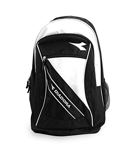 Diadora Uni Soccer Backpack Black/White