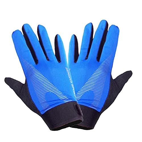 Waterdichte Thermische Sporthandschoenen, Mtb Handschoenen/Mountainbike Handschoenen Touchscreen Gevoelig…