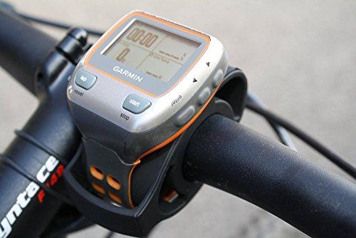 foto-kontor Fahrrad Halter für Polar M200 M400 M600 RC3 V800 A370 RCX5 Multi GPS M430 Halterung Bike Adapter