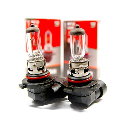 2 x H12 Birnen Auto Halogen Lampe PZ20d 53W Glühbirne 12V