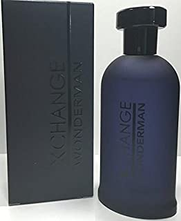 GEPARLYS X-Change Wonder Eau De Parfum For Men, 100 ml