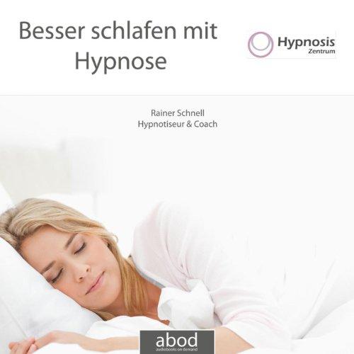 Besser schlafen mit Hypnose Titelbild