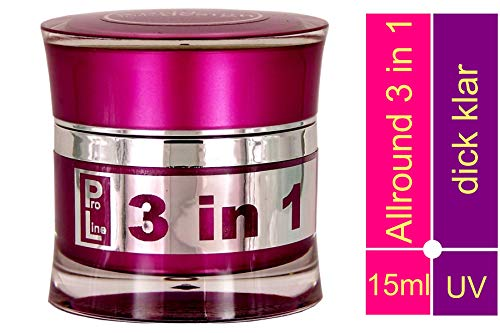 World of Nails-Design ProLine UV-Gel klar