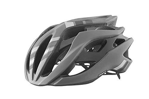 Giant Rev Schutzhelm für Fahrrad, Sport, Grau, Größe S, Größe S, 51 – 55 cm Helm