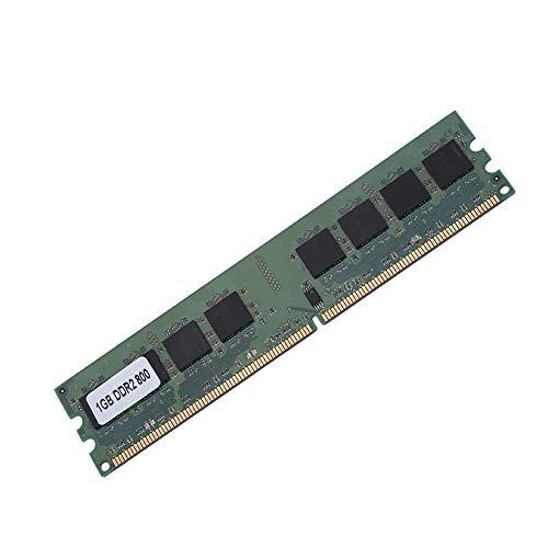 Fournyaa Computadora portátil DDR2 240Pin Memory Ram, 1GB Memory Module Ram, Computadoras...